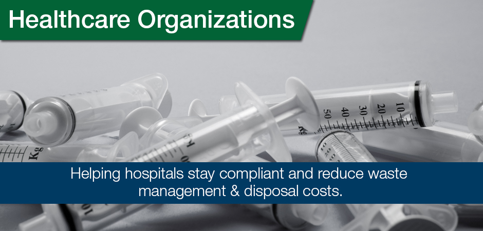 healthcare waste medical waste removal and management services