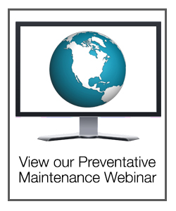 View our Preventative Maintenance Webinar