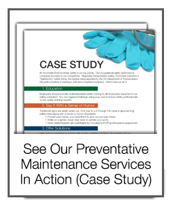 See Our Preventative Maintenance Services in Action (Case Study)
