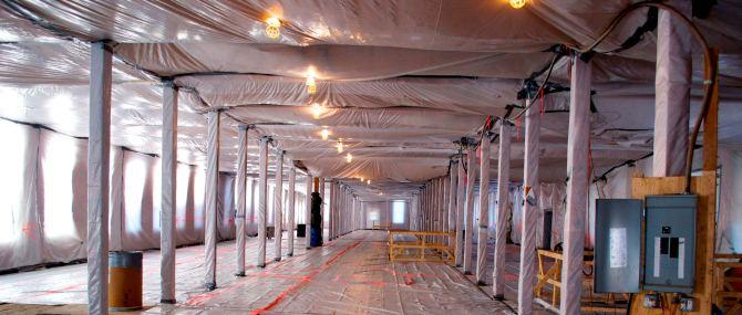 Pcb Caulking In Buildings : Pcb remediation testing and removal hazmat disposal