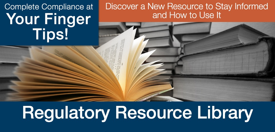 Regulatory Resource Library